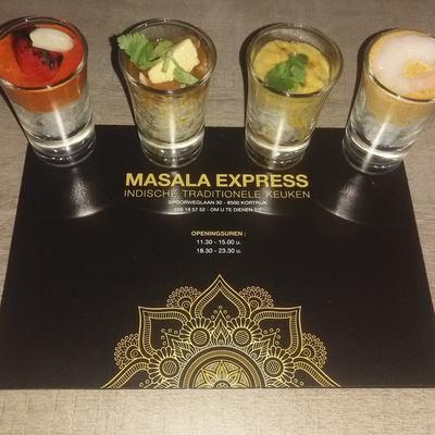 Masala express - Traiteur